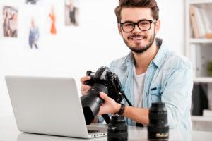 Les photos sur Internet, comme pour toute création, sont soumises à des droits d'auteur - Epictura